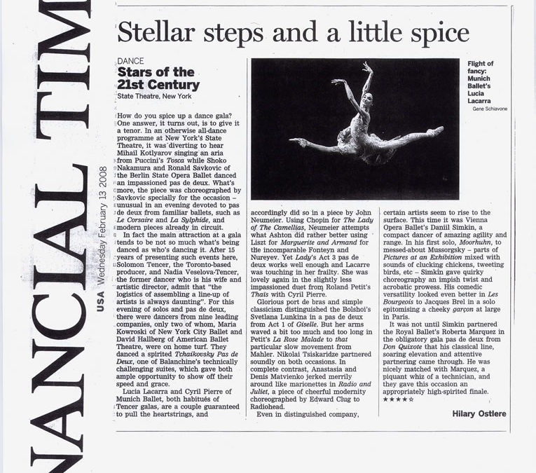 Press Archives - Academy of Ballet and Jazz
